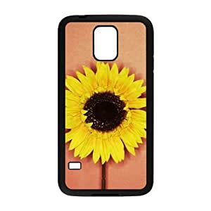 Beautiful flowers Brand New Cover Case with Hard Shell Protection for SamSung Galaxy S5 I9600 Case lxa#876537