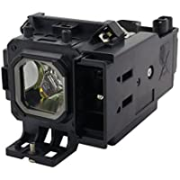 NP05LP Projector Replacement Lamp with Housing for NEC NP901 NP905 NP901WG NP905G VT700 VT700G VT800 VT800G