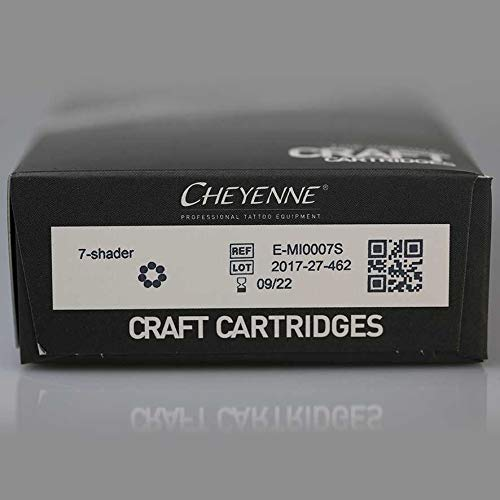Cheyenne Craft Cartridge Needles — Box of 10 — 3-Liner