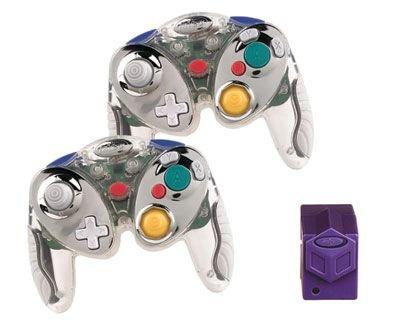 GameCube Wireless Mini Controller (2 Pack)