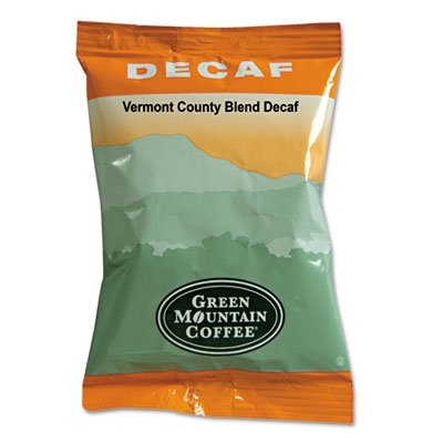 GMT5161 - Green Mountain Coffee Roasters Vermont Hinterlands Blend Decaf Coffee Fraction Packs