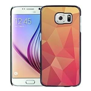 NEW Unique Custom Designed Samsung Galaxy S6 Phone Case With Official Nexus 7 3D_Black Phone Case