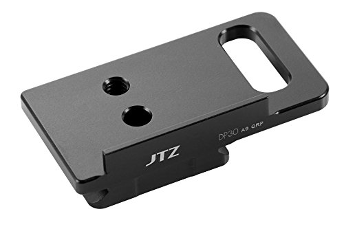 (JTZ DP30 Quick Release Baseplate Plate for Sony A9 A7III A7RIII A7SIII Dslr Camera, DP30 JL-JS7 Camera Cage Rig)