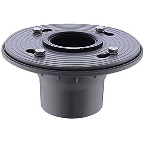 Hanebath 2 inch pvc shower drain base with rubber gasket - Kitchen sink rubber gasket ...
