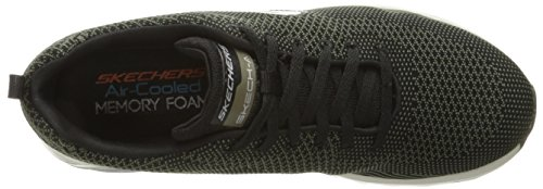 Noir Skechers Extreme Air Running Black de Homme Chaussures Olive rrYwxR1