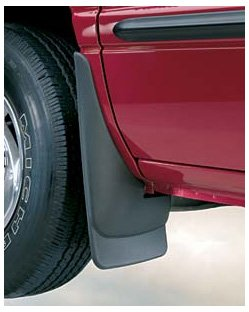 Husky Liners Rear Mud Guards Fits 95-97 Blazer No Flares//Cladding