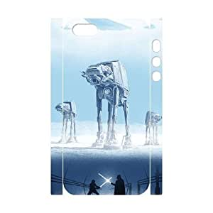 C-EUR Cell phone Protection Cover 3D Case Star Wars For Iphone 5,5S