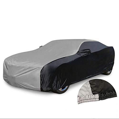 HFFTLH Tailor-Made car Cover Compatible with car Cover Volvo Series: XC40, XC60, XC70, XC90, S40, S60, S80, S90, V40, V60, V70, V90,Singlelayer,V70