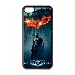 The Dark Knight Movie iPhone 5c Cell Phone Case Black yyfabb-155246