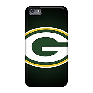 Protective Hard Cell-phone Case For Apple Iphone 6 Plus With Allow Personal Design High-definition Green Bay Packers Pictures KennethKaczmarek