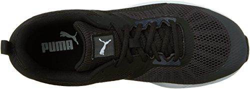 PUMA Men's Propel Cross-Trainer Shoe Asphalt/Puma Black/Patent excellent cheap price discount best place free shipping outlet locations enjoy online 0C1a0rf