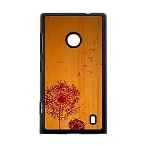 Canting_Good,Dandelion, Custom Case for Nokia Lumia 520