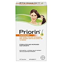 PRIORIN Hair Growth Stimulant, For Women and Men, 60 Count