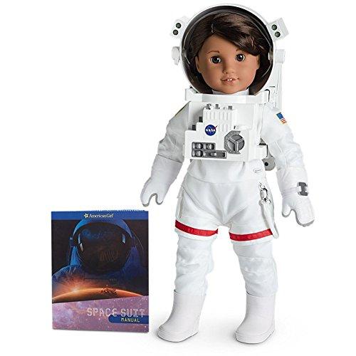 American Girl Luciana Vega's Space Suit