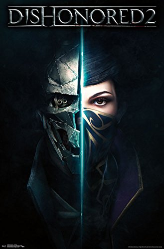 "Trends International Dishonored 2 Shadows Wall Poster 22.375"" x 34"""