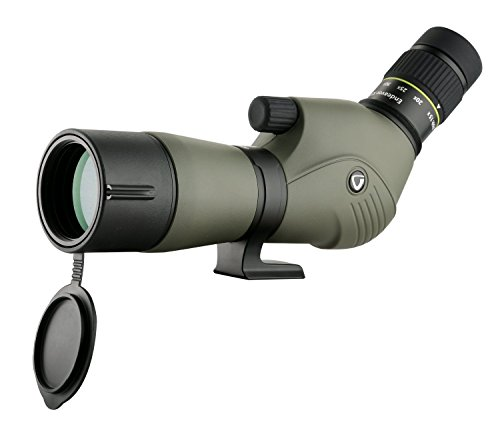 Vanguard Endeavor XF 60A Angled Eyepiece Spotting Scope with 15-45x Magnification by Vanguard