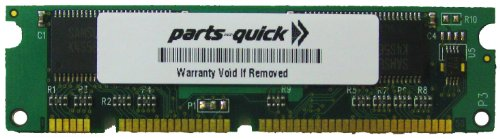 128MB 100 pin SDRAM DIMM Memory Module for Dell Laser Printer 1600n MFP(PARTS-QUICK BRAND) by parts-quick