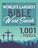 The World's Largest Bible Word Search Book: 1,001