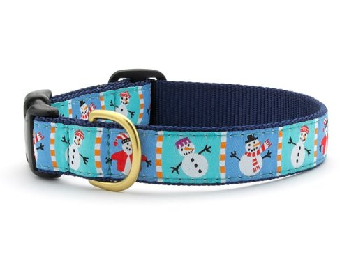 Up Country Snowman Collar - Small