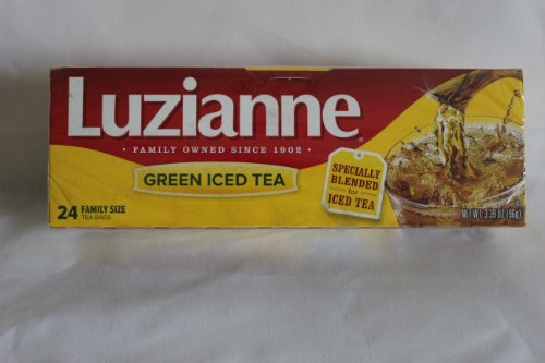 Luzianne Green Iced Tea Pack of 4