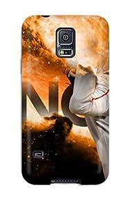 San Francisco Giants MLB Sports & colegios mejores casos de Samsung Galaxy S5