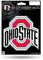 Rico Industries RPCOSUDCD NCAA Ohio State Buckeyes Die Cut Vinyl Decal