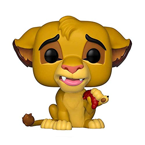 Funko 36395 Pop Vinyl Lion King Simba, Multi