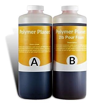 Amazon.com: Espuma de ureano líquido rígida de 4.4 lbs de ...