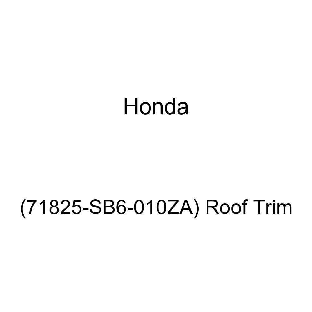 Genuine Honda 71825-SB6-010ZA Roof Trim