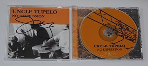 Uncle Tupelo No Depression Jeff Tweedy Signed Autographed Music Cd Compact Disc Loa