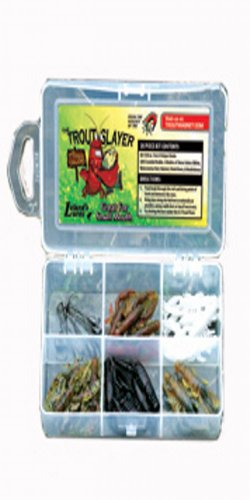 Leland Lures Trout Slayer 28-Piece Kit