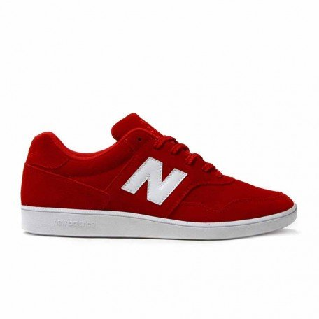 SCARPE NEW BALANCE 288 SUEDE ROSSE A/I 2017 CT288RW