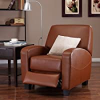 Mainstays WM3350R Home Theater Recliner, Camel
