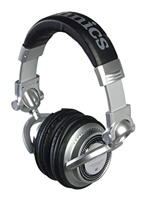 Technics Rpdh1200 Remix Studio & Dj Headphones - New