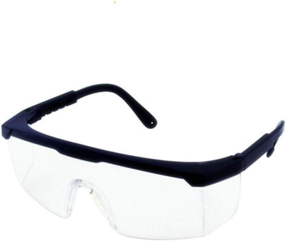 AISE Gafas de Seguridad, protección contra el Viento al Aire Libre, Gafas, Equipos de protección Personal para construcción, Bricolaje, proyectos para el hogar y Trabajo de Laboratorio