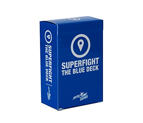 Superfight SKY 428 Blue Deck