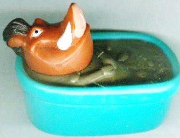 kfc-kids-meal-timon-pumba-mud-bath-pumbaa-1996-pull-back-vehicle-toy