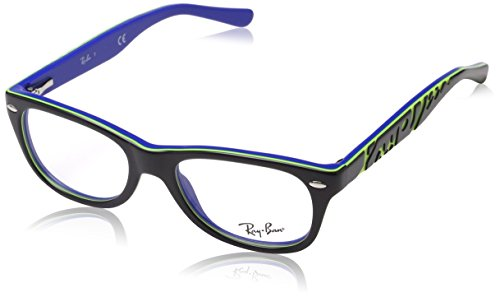 Ray-Ban Optical 0RY1544 Sunglasses for Unisex - Size - 46 (Top Dark Grey On Blu) by Ray-Ban