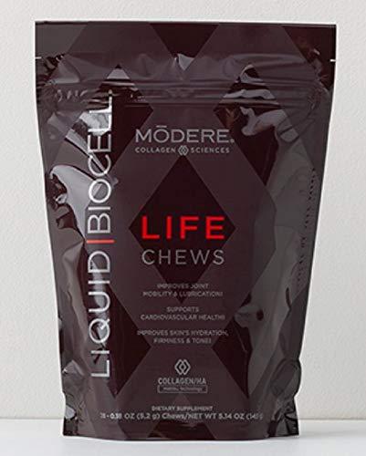 86ab93d003b MODERE Liquid BIOCELL Life Chews 28CT