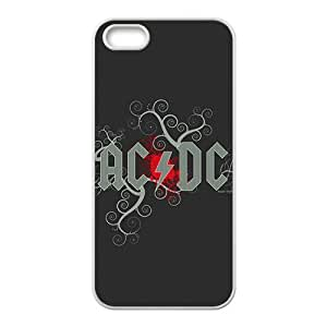2015 Colorful Matte Plastic AC-DC Band Case For Iphone 5S Cover Hard Popular Phone for Iphone 5S Case-04 by Maris's Diaryby Maris's Diary