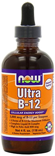 Now Foods Ultra B-12 – 4 oz. ( 2 pack )