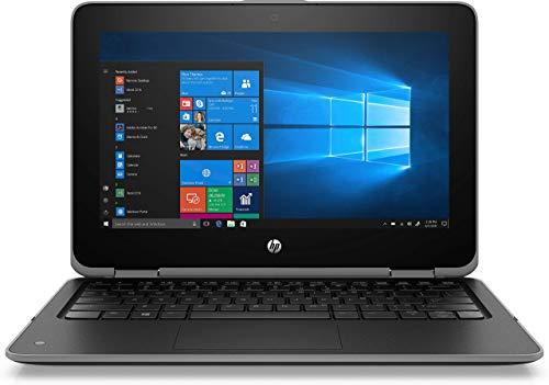 HP ProBook x360 11 G3 EE Black Hybrid (2-in-1) 29.5 cm (11.6″) 1366 x 768 pixels Touchscreen 1.10 GHz Intel® Pentium® N5000 (Refurbished)