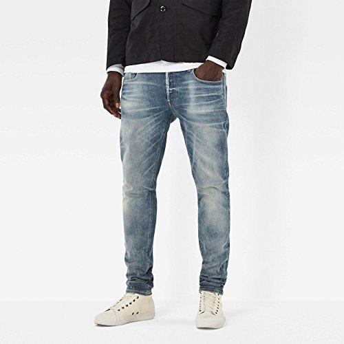 G Raw Jeans Aged Blu star Uomo 7890 medium w7AFn5wrqB