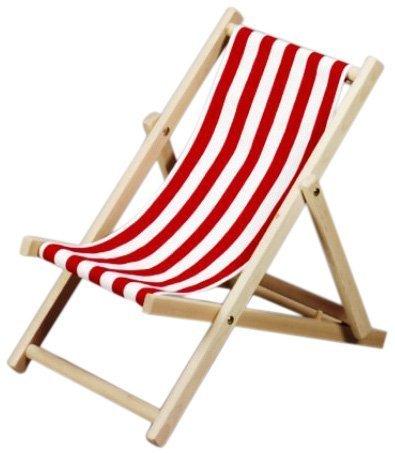 Beluga 30513 - Liegestuhl, gestreift, sortiert, für Kinder bis 6 ...