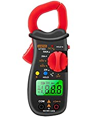 Clamp Meter Digital Multimeter MT88A Auto Ranging DC AC Voltage Current Resistance Amp Diode Metrology and Calibration Instrument