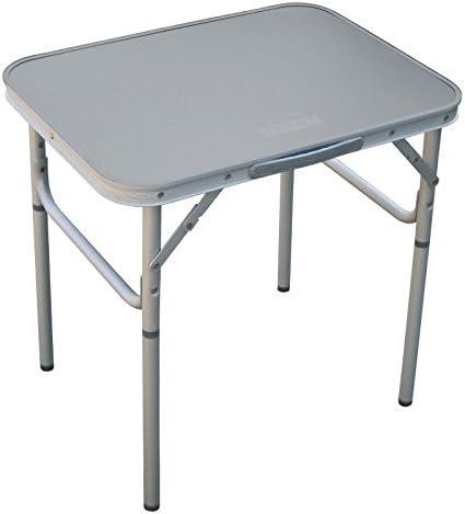 Pequeño – Mesa de camping aluminio – con bolsa de transporte ...