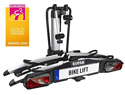 41gXCFzkXIL EUFAB 11535 Heckträger Bike Lift, für E-Bikes geeignet