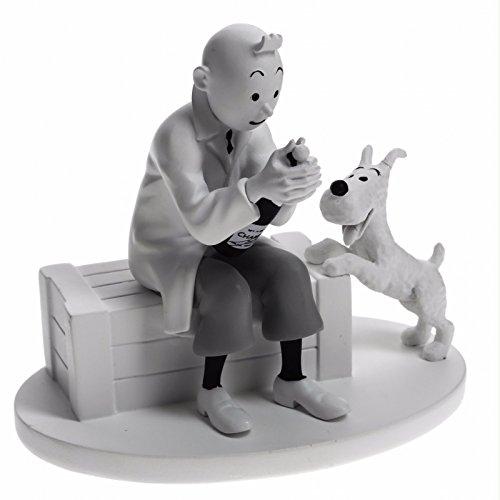 Figurine de collection Tintin et Milou prisonnier Hors-Série N°9 42176 (2016)