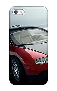 Iphone 5/5s Case Slim Ultra Fit Bugatti Veyron Protective Case Cover
