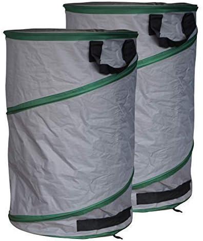 GardenMate/® Sacco da giardino pop-up in poliestere tessuto Oxford 600D